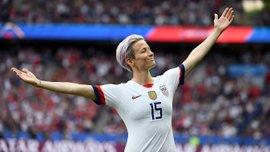 """""""Нам повинні платити стільки ж, скільки чоловікам"""", – чемпіонка світу-2019"""