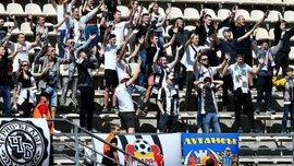 Заря – ЦСКА (София): фанаты команд устроили драку перед поединком Лиги Европы, три человека получили ранения