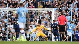 Манчестер Сити – Тоттенхэм – 2:2 – видео голов и обзор матча