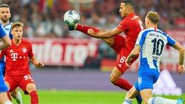 Баварія у стартовому матчі Бундесліги сенсаційно розписала нічию з Гертою