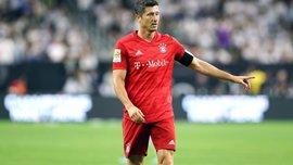 Левандовски установил рекорд Бундеслиги, забив первый гол нового сезона