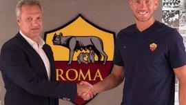 Джеко підписав новий контракт з Ромою