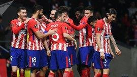 Атлетико назвал имена капитана и его заместителей на сезон 2019/20