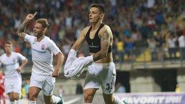 Хомченовский передал реакцию Русина на курьезное удаление в матче против ЦСКА (София)