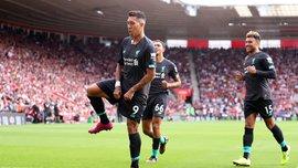 Саутгемптон – Ливерпуль – 1:2 – видео голов и обзор матча