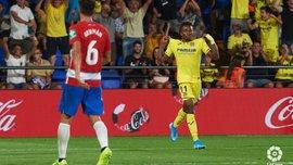 Вильярреал – Гранада – 4:4 – видео голов и обзор матча