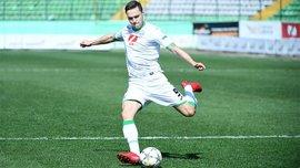 Дебютний дубль Гуцуляка у кар'єрі у відеоогляді матчу Олімпік – Карпати – 1:3
