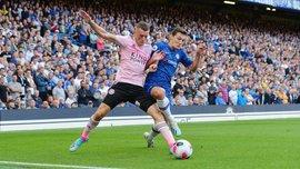 Чергова невдача Челсі з Лемпардом на чолі у відеоогляді матчу проти Лестера – 1:1
