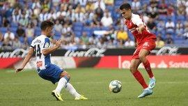 Невдала репетиція двобою із Зорею у відеоогляді матчу Еспаньйол – Севілья – 0:2