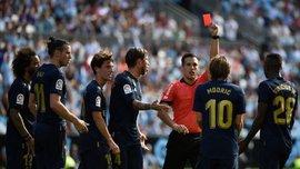 Реал подаст апелляцию на удаление Модрича в матче против Сельты
