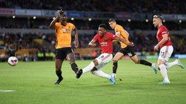 Вулверхэмптон – Манчестер Юнайтед – 1:1 – видео голов и обзор матча