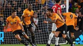 Вулверхэмптон установил уникальное достижение в матче против Манчестер Юнайтед