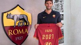 Рома продовжила контракт з Фасіо
