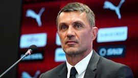 Мальдини рассказал о трансферных планах Милана – экс-игрок Днепра покинет клуб