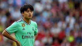 Молодий талант Реала Кубо перейде в Мальорку на правах оренди