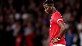 Манчестер Юнайтед лишил Погба права исполнять пенальти