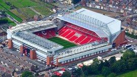 Ливерпуль планирует значительно увеличить количество мест на Энфилде