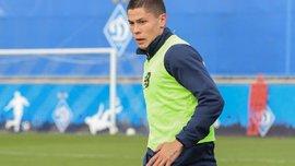 Попов отримав травму та тренується за індивідуальною програмою