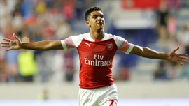 Форвард Арсенала U-23 Джон-Джулз забив розкішний гол у стилі кунг-фу