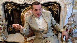 """""""Відріжу собі голову, якщо Віторія Гімараєш нам заб'є"""", – одіозний президент Стяуа"""