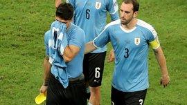Суарес пропустит ближайшие матчи сборной Уругвая