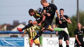 Друга ліга: Верес здобув вольову перемогу над Ужгородом, Чорноморець-2 продовжив серію поразок