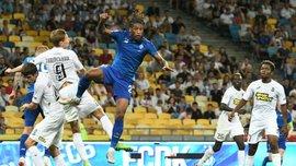 Кадірі – про матч з Олімпіком: Мені ще не доводилось грати проти команд, які усім складом перебувають біля власних воріт