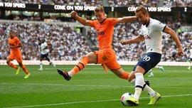 Сенсационное поражение Тоттенхэма в видеообзоре матча против Ньюкасла – 0:1
