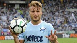 Иммобиле забил более 100 голов в Серии А – весомое достижение среди итальянских форвардов