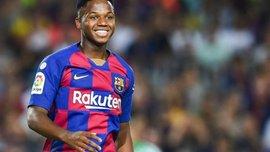 """""""Я купив йому нові бутси, оскільки старі завдавали болю"""", – Вальдес прокоментував дебют юного таланта за Барселону"""