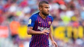 Барселона готова отпустить Рафинью в аренду только при одном условии