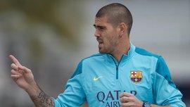 """""""Мене можуть звільнити з Барселони, якщо я скажу щось про повернення Неймара"""", – Вальдес"""