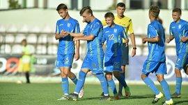 Збірна України U-17 перемогла збірну Азербайджану на меморіалі Баннікова
