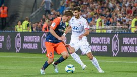 Шедевральный гол, нереализованный пенальти и красная карточка в видеообзоре матча Монпелье – Лион