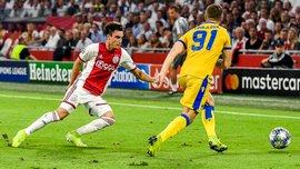 Аякс – АПОЕЛ – 2:0 – відео голів та огляд матчу
