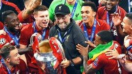 Лига чемпионов 2019/20: УЕФА представил официальный мяч группового турнира