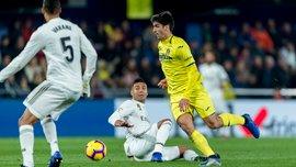 Вільяреал – Реал Мадрид: онлайн-трансляція матчу Ла Ліги – як це було
