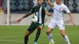 Зоря – Еспаньйол: Факундо Феррейра забив 11-й гол у ворота луганців в кар'єрі