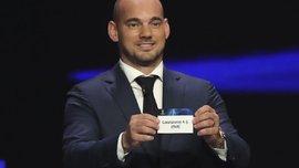 Снейдер назвал двух фаворитов Лиги чемпионов