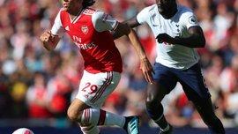 Арсенал – Тоттенхэм – 2:2 – видео голов и обзор матча