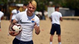 Бабич рассказал, игру какого звездного футболиста посоветовал посмотреть Вакуле