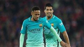 Суарес прокомментировал возможное возвращение Неймара в Барселону
