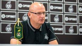 Тренер сборной Литвы Урбонас: Украина – команда с исполнителями мирового класса