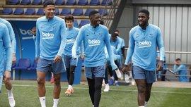 Ювентус хочет подписать защитника Барселоны на замену травмированному Кьеллини