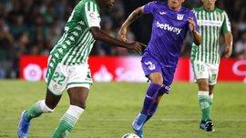Бетіс вирвав перемогу у Леганеса, Вальядолід без Луніна поступився Леванте: 3-й тур Ла Ліги, матчі суботи