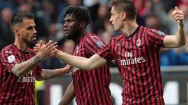 Милан обыграл Брешию и одержал дебютную победу под руководством Джампаоло в Серии А