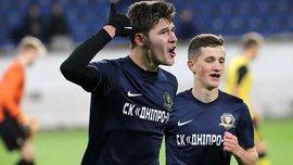 СК Дніпро-1 – Колос – 2:1 – відео голів та огляд матчу