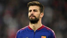 """""""Мы не волнуемся"""", – Пике прокомментировал неудачный старт Барселоны в Примере"""