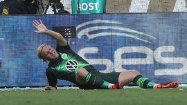 """Вольфсбург втратив важливого гравця – у першому турі Ліги Європи """"вовки"""" прийматимуть Олександрію"""