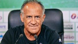 """""""Матчі проти Олександрії – крок у невідомість"""", – тренер Сент-Етьєна"""